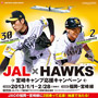 HAWKS 宮崎キャンプ応援キャンペーン